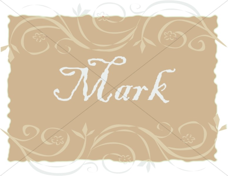 Mark in a Frame
