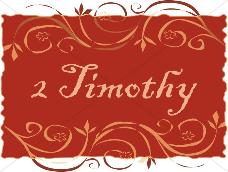 2 Timothy in a Frame