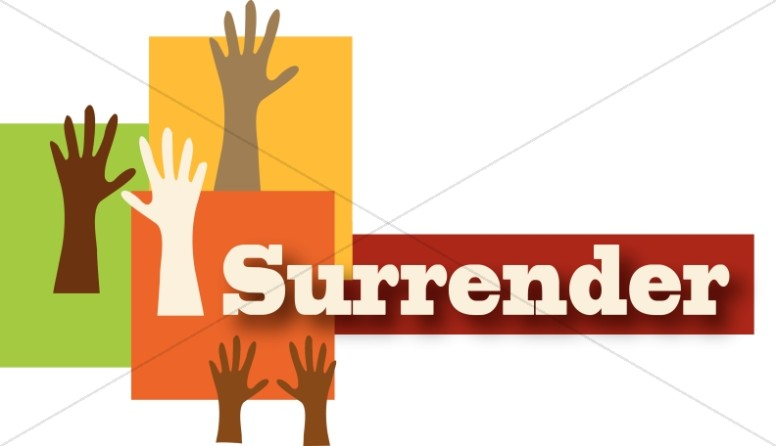 Surrender with Raised Hands