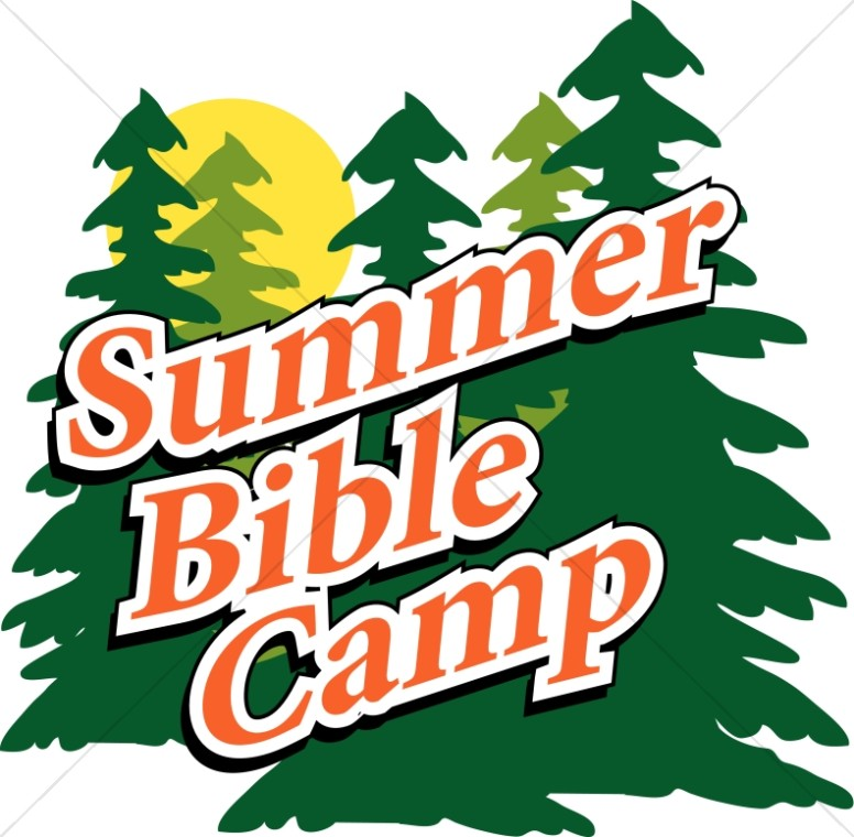 Trees and Summer Bible Camp