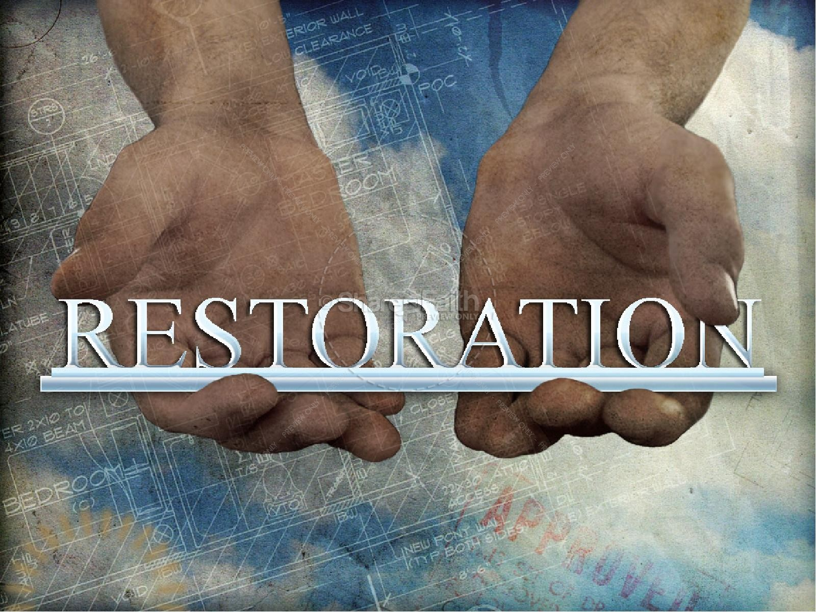Image result for christian restoration