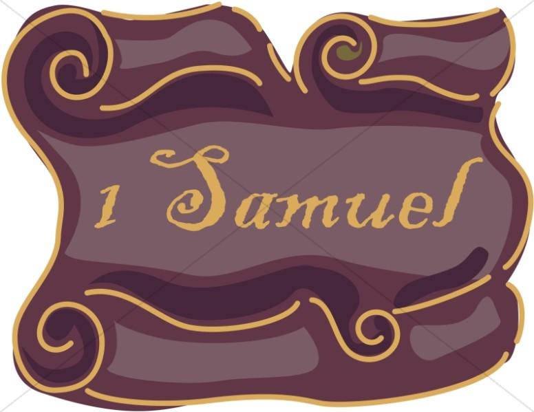 1 Samuel Scroll