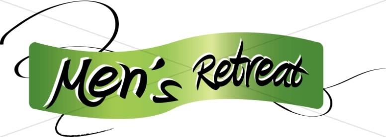 Mens Retreat Banner