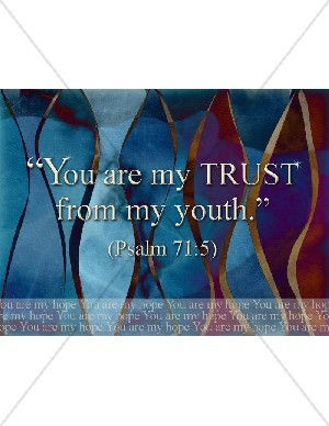 Trust from Youth Background Image