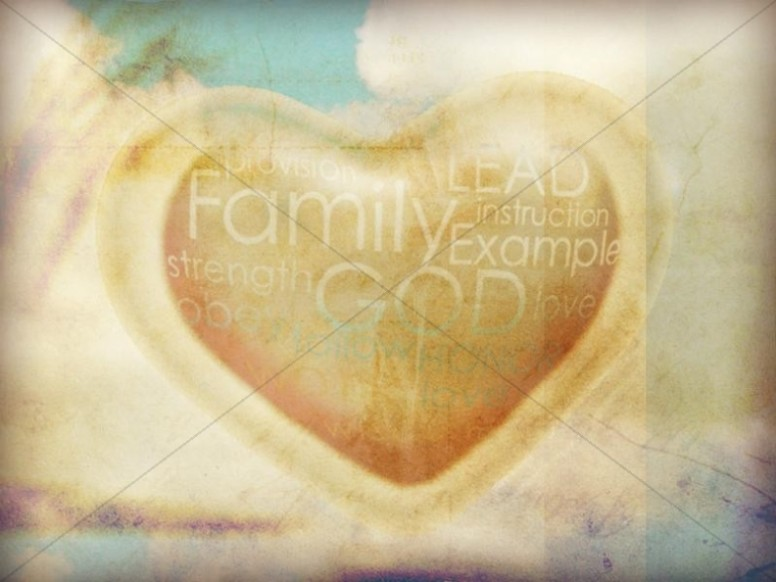 Family of God Heart
