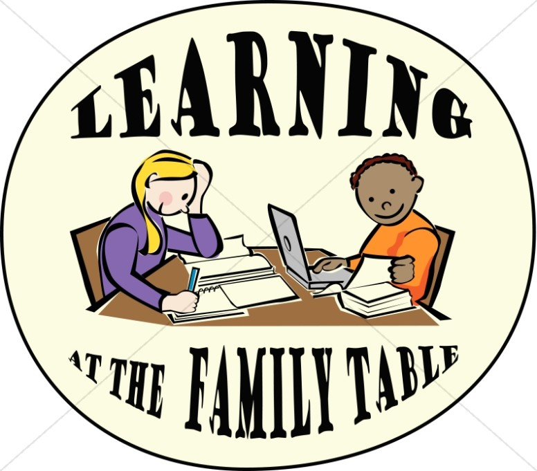 Learning at the Family Table