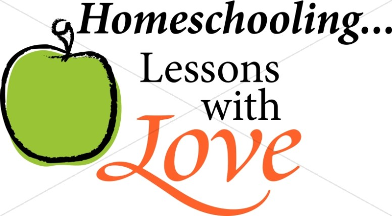 Homeschooling Lessons with Love
