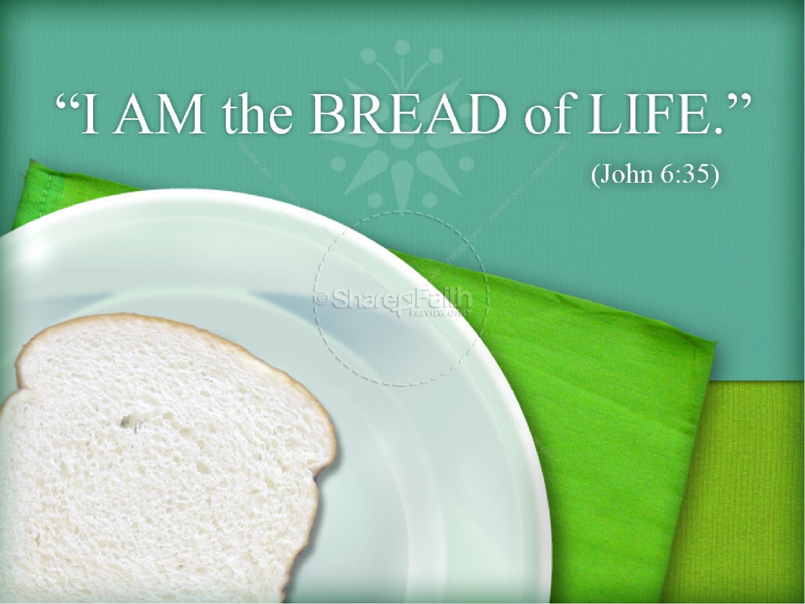 Our Daily Bread | slide 4