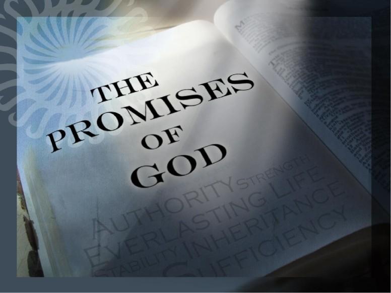 Promises of God PowerPoint