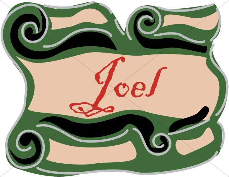 Joel Scroll