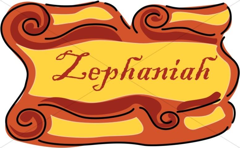 Zephaniah Scroll