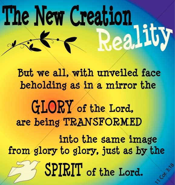 New Creation Reality