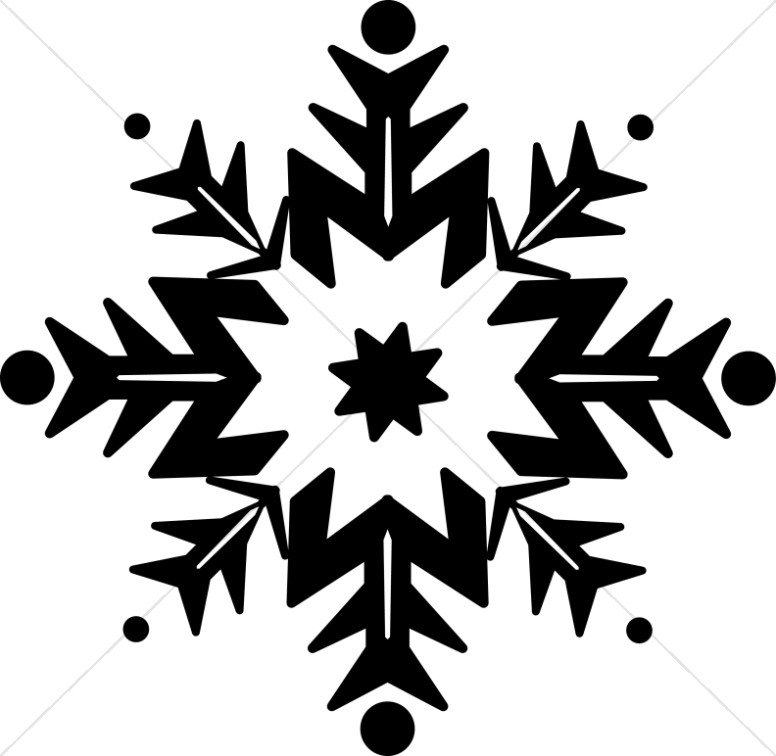 black circular clipart snowflake images rh sharefaith com simple snowflake clipart black and white simple snowflake clipart black and white