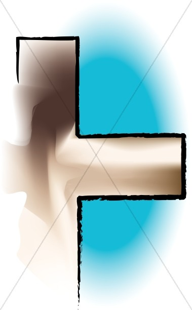 Partial Cross Clipart