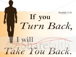 Image result for turn back to Jesus