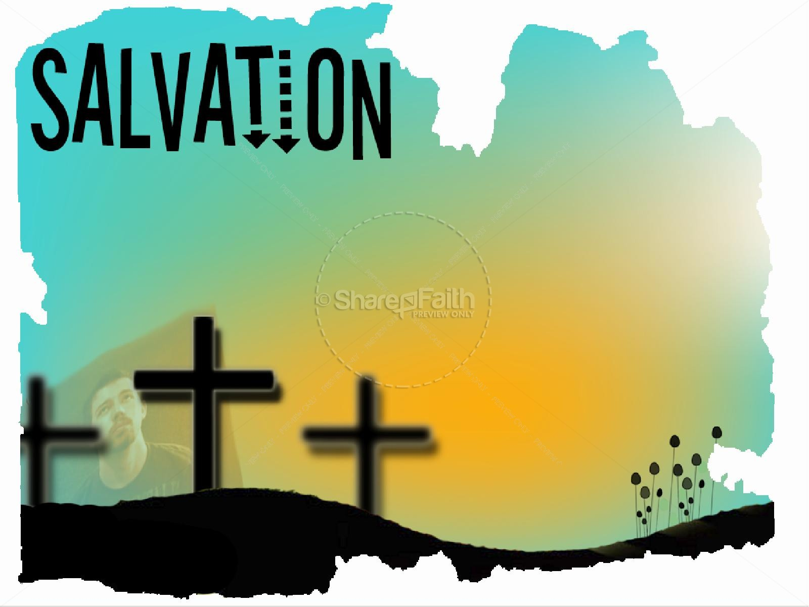 Salvation PowerPoint | slide 1
