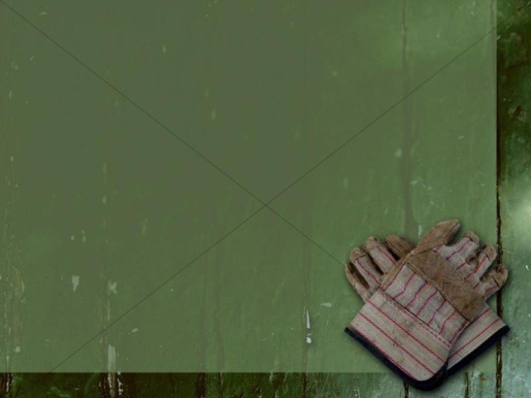 Work Gloves Background