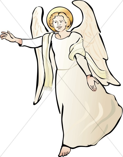 angel clipart angel graphics angel images sharefaith rh sharefaith com clipart of angel saying peace on earth clip art of angels wings