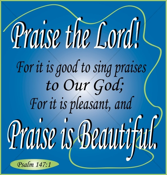 Praise is Beautiful