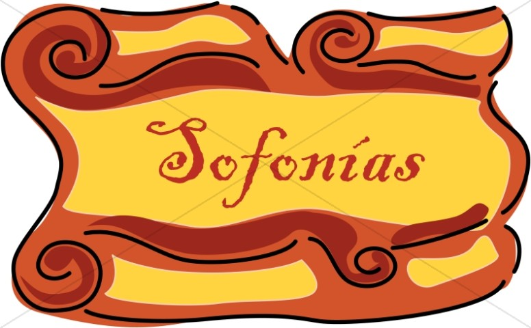 Spanish Title of Sofonias