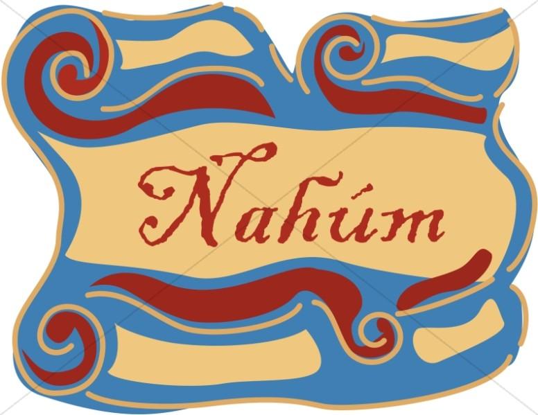 Spanish Title of Nahum