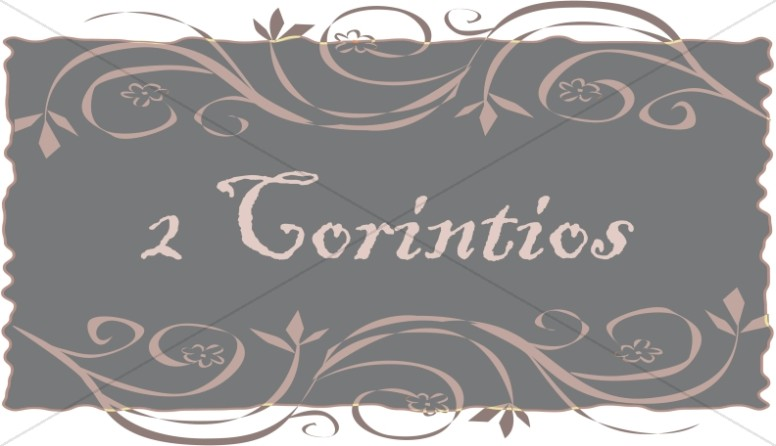 Spanish Title of 2 Corintios