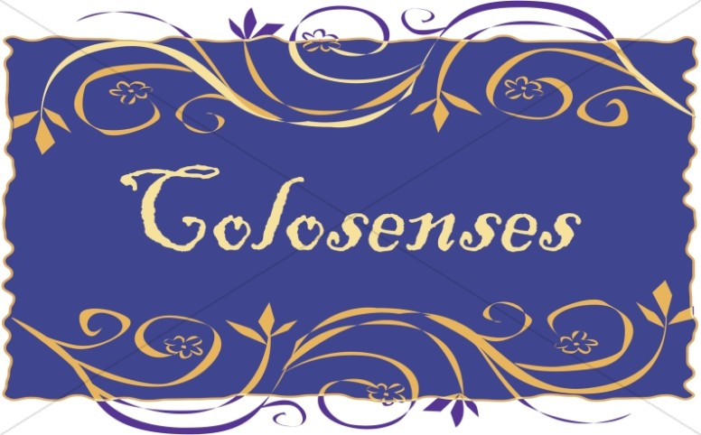 Spanish Title of Colosenses
