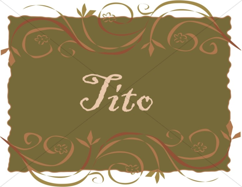 Spanish Title of Tito