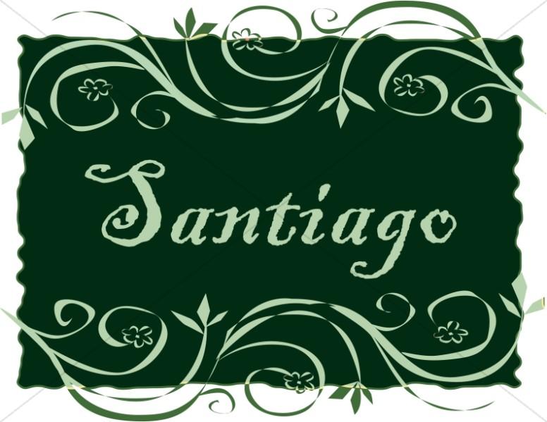 Spanish Title of Santiago