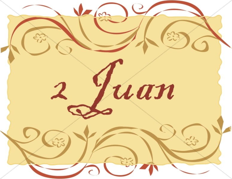 Spanish Title of 2 Juan