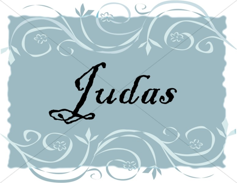 Spanish Title of Judas