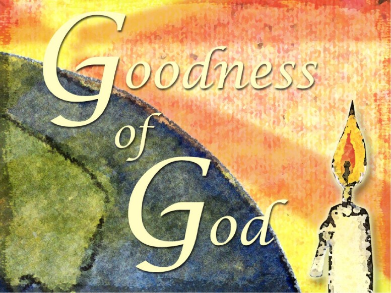Goodness of God PowerPoint