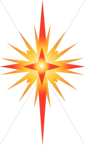 bright star of bethlehem clipart christian star clipart rh sharefaith com star of bethlehem clipart free star of bethlehem clipart free