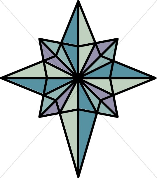 Nighttime Star of Bethlehem