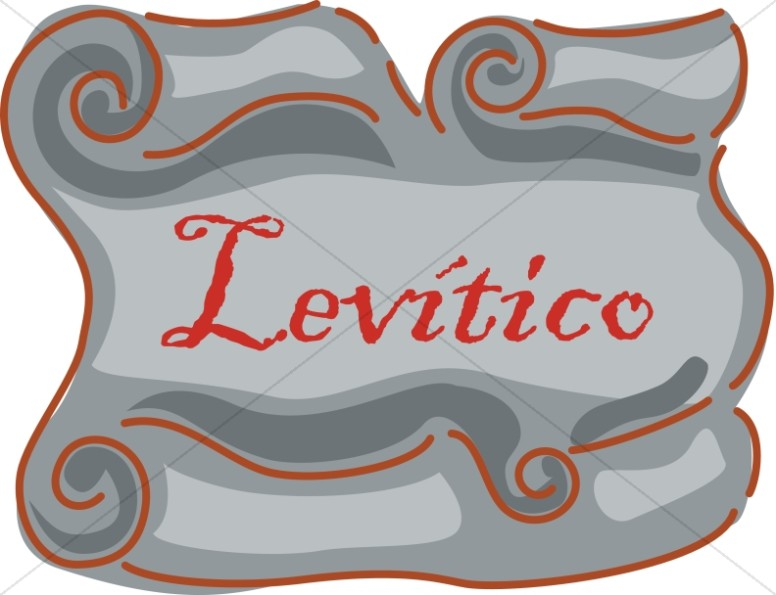 Spanish Title of Levitico