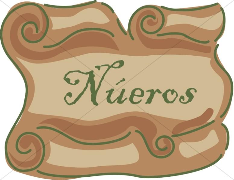 Spanish Title of Nueros