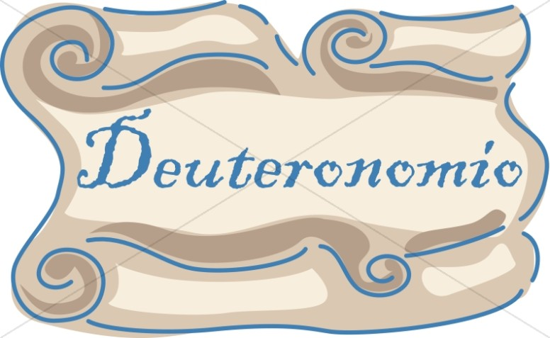 Spanish Title of Deuteronomio