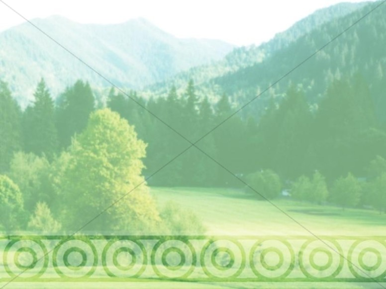 Green Mountains Photo Background