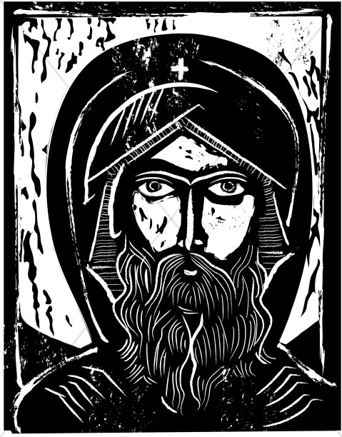 St. Anthony Clipart