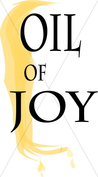 Oil of Joy Clipart