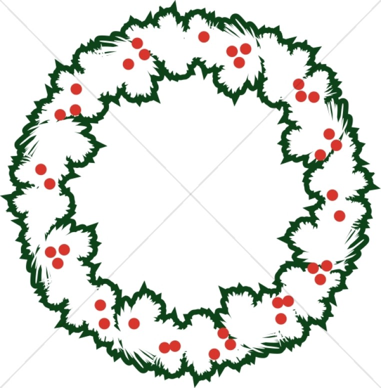 Red Berries Wreath