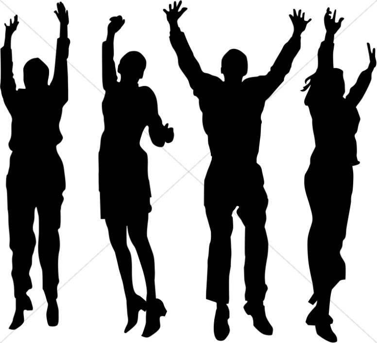praise and worship group praise clipart rh sharefaith com praise clipart free praise clip art images