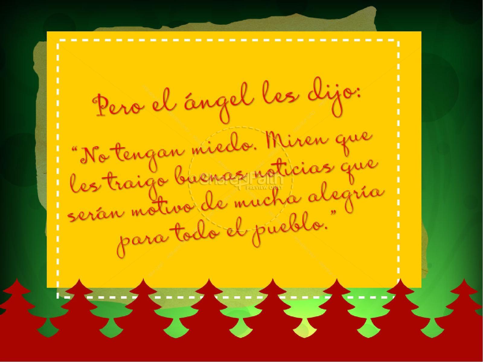 Feliz Navidad Spanish PowerPoint   slide 2
