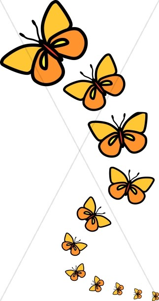 line of butterflies clipart butterfly clipart rh sharefaith com butterflies clip art black and white butterflies clip art free