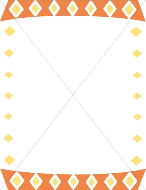 Diamond Border