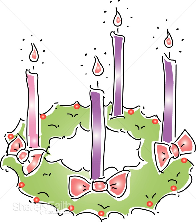 advent clipart advent images advent graphics sharefaith rh sharefaith com advent clipart free advent clipart black and white