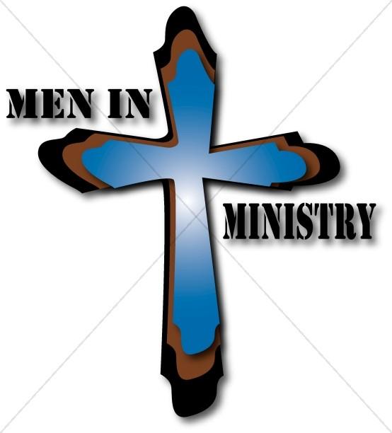 Men in Ministry Blue Cross