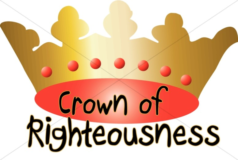 Childs Crown of Righteousness