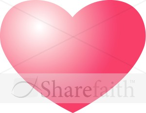 Line Art Love Heart : Illustration of two red hearts on white background symbol for