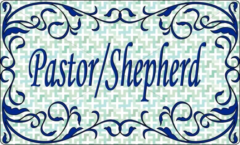 Spiritual Gift of a Pastor